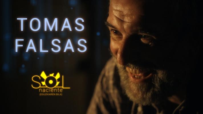 TOMAS FALSAS blue